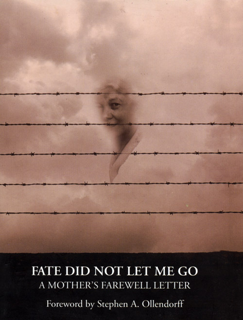 Fate Did Not Let Me Go: Book